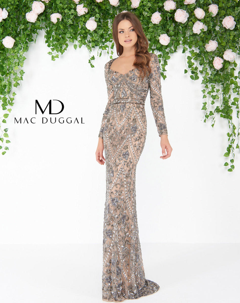 Couture by Mac Duggal 4606D