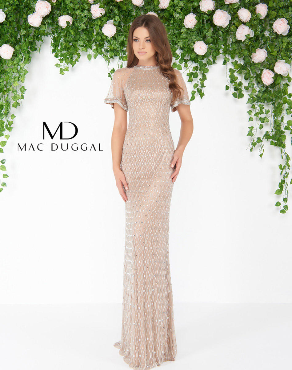 Couture by Mac Duggal 4608D