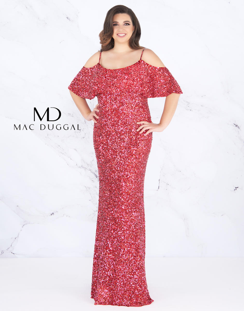 Fabulouss by Mac Duggal 4836F