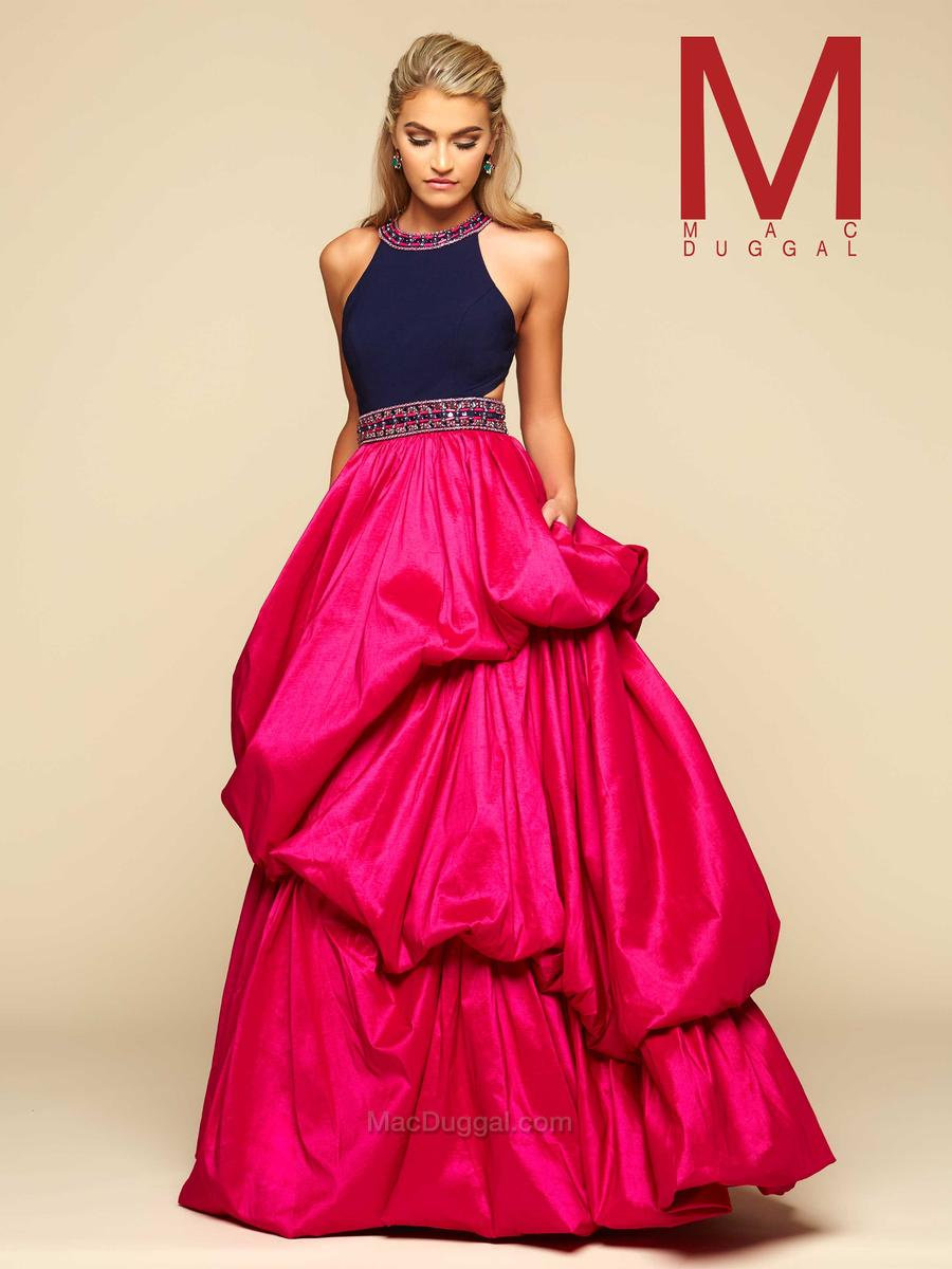 6b29403f9a Prom Designers Ball Gowns by Mac Duggal 48426H KOTSOVOS