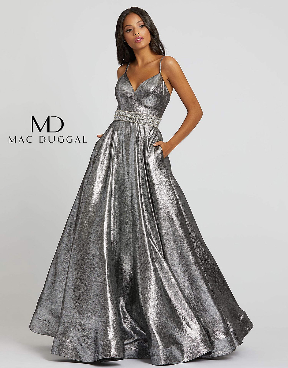 Ball Gowns by Mac Duggal 48885H
