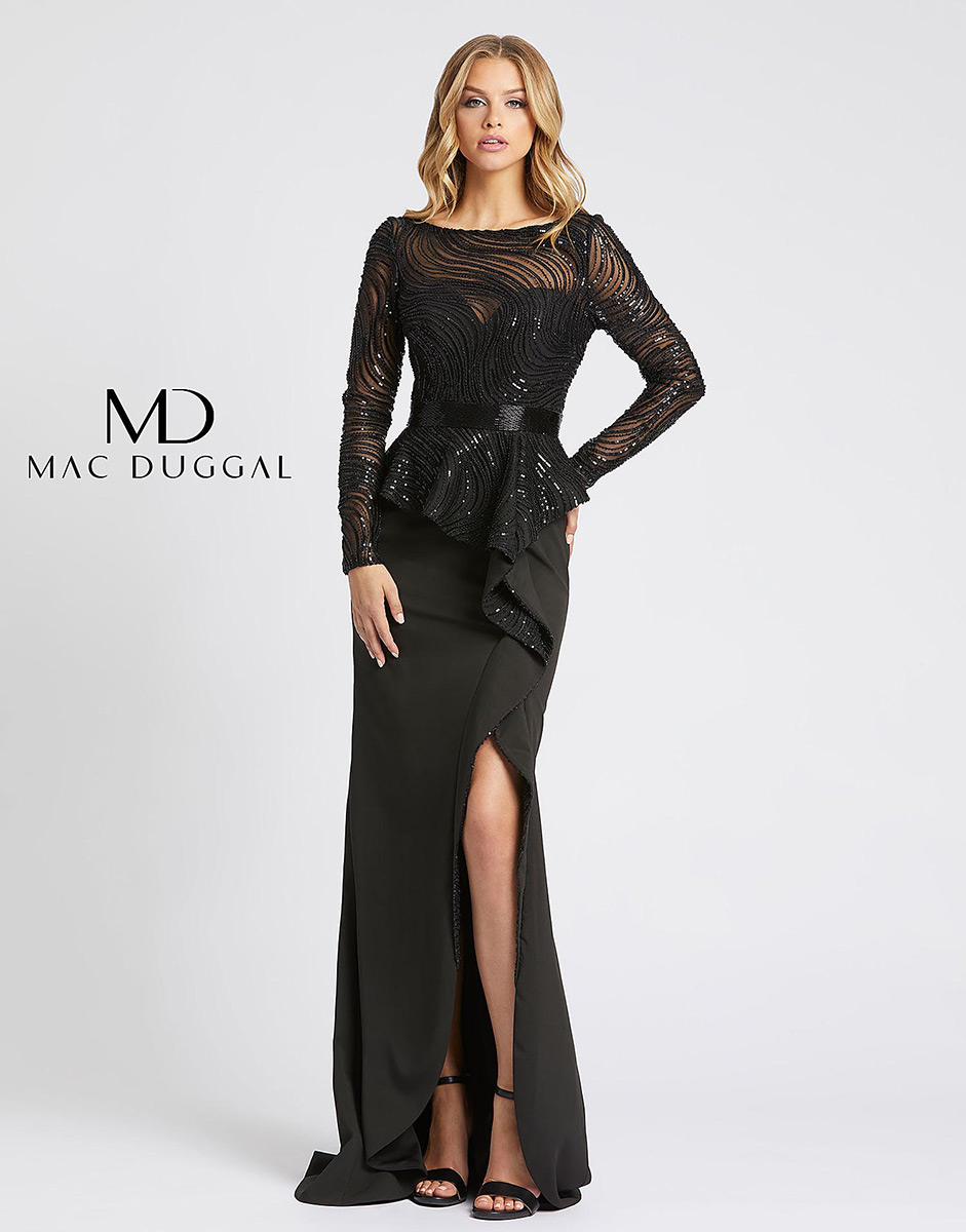 Evening by Mac Duggal 48966D