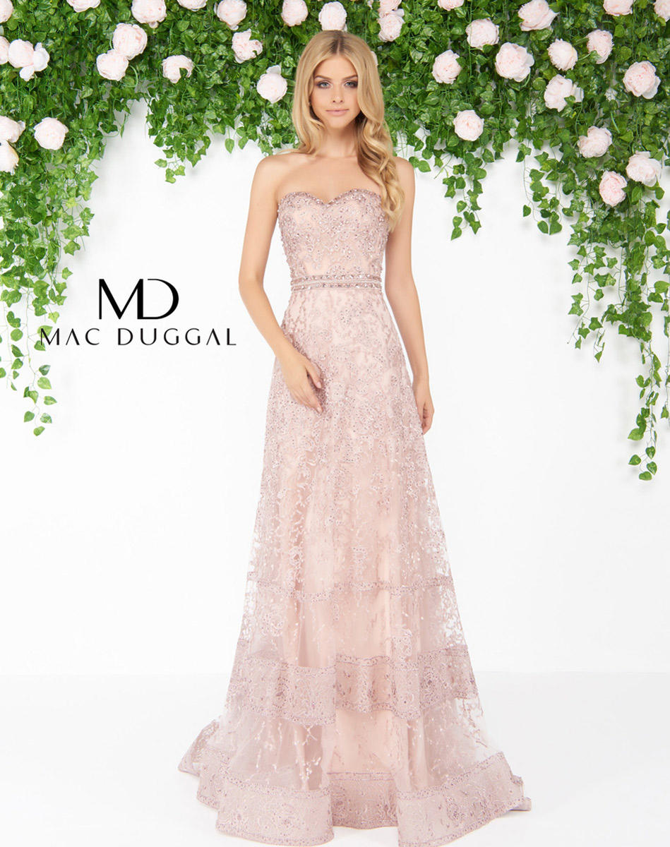 ff1800361c4 Mac Duggal Couture - Kimberly s Prom and Bridal Boutique -Tahlequah ...