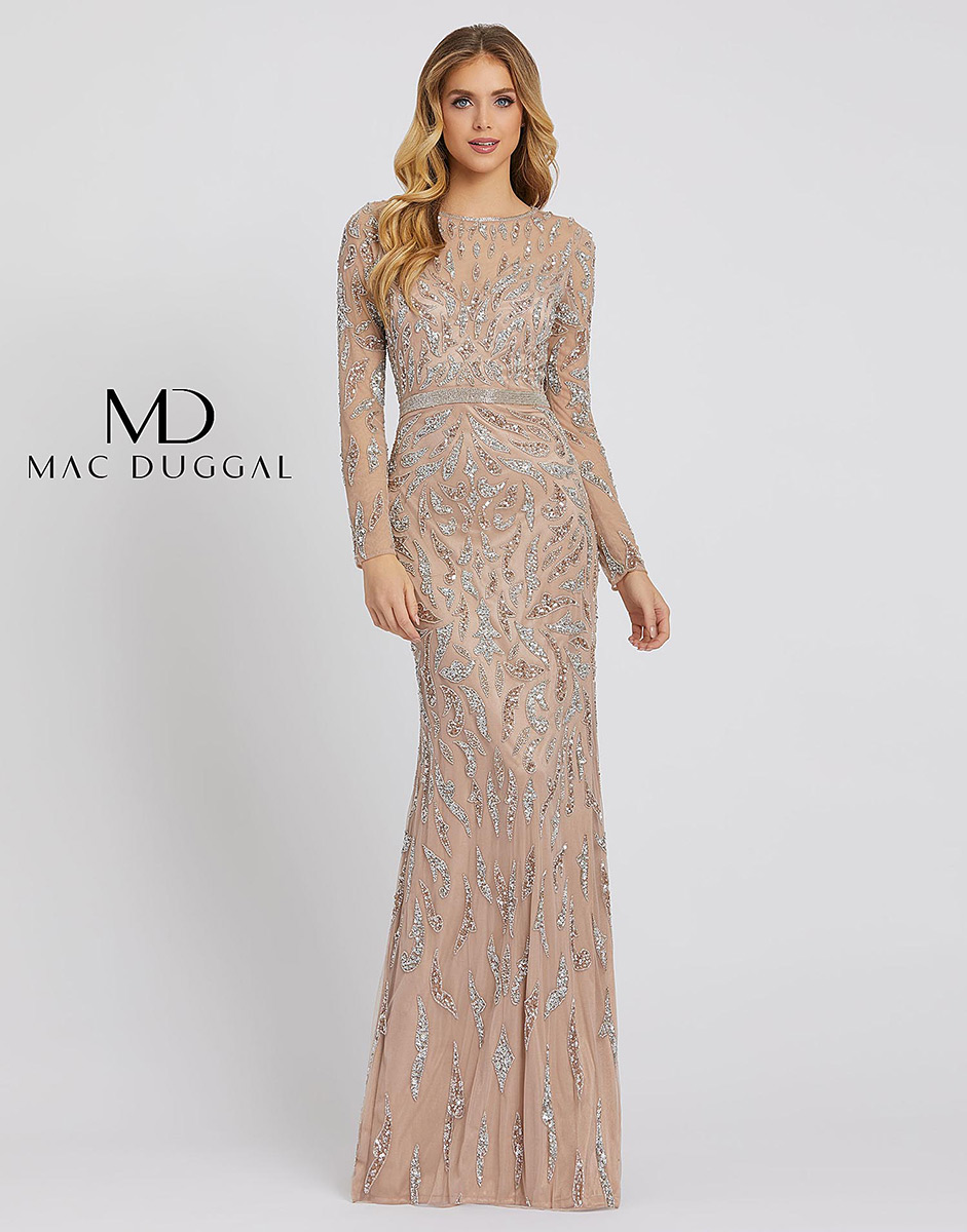 Evening by Mac Duggal 5124D