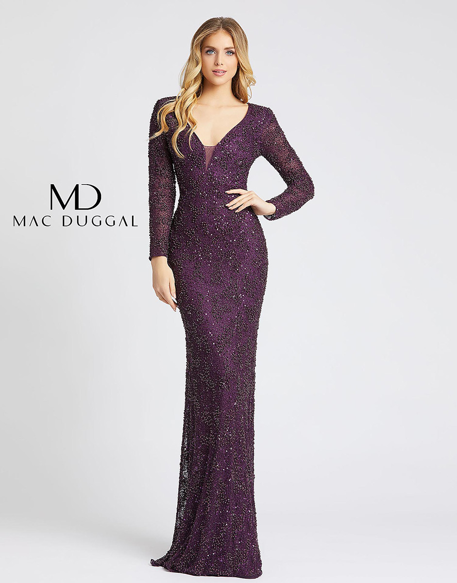 Evening by Mac Duggal 5177D