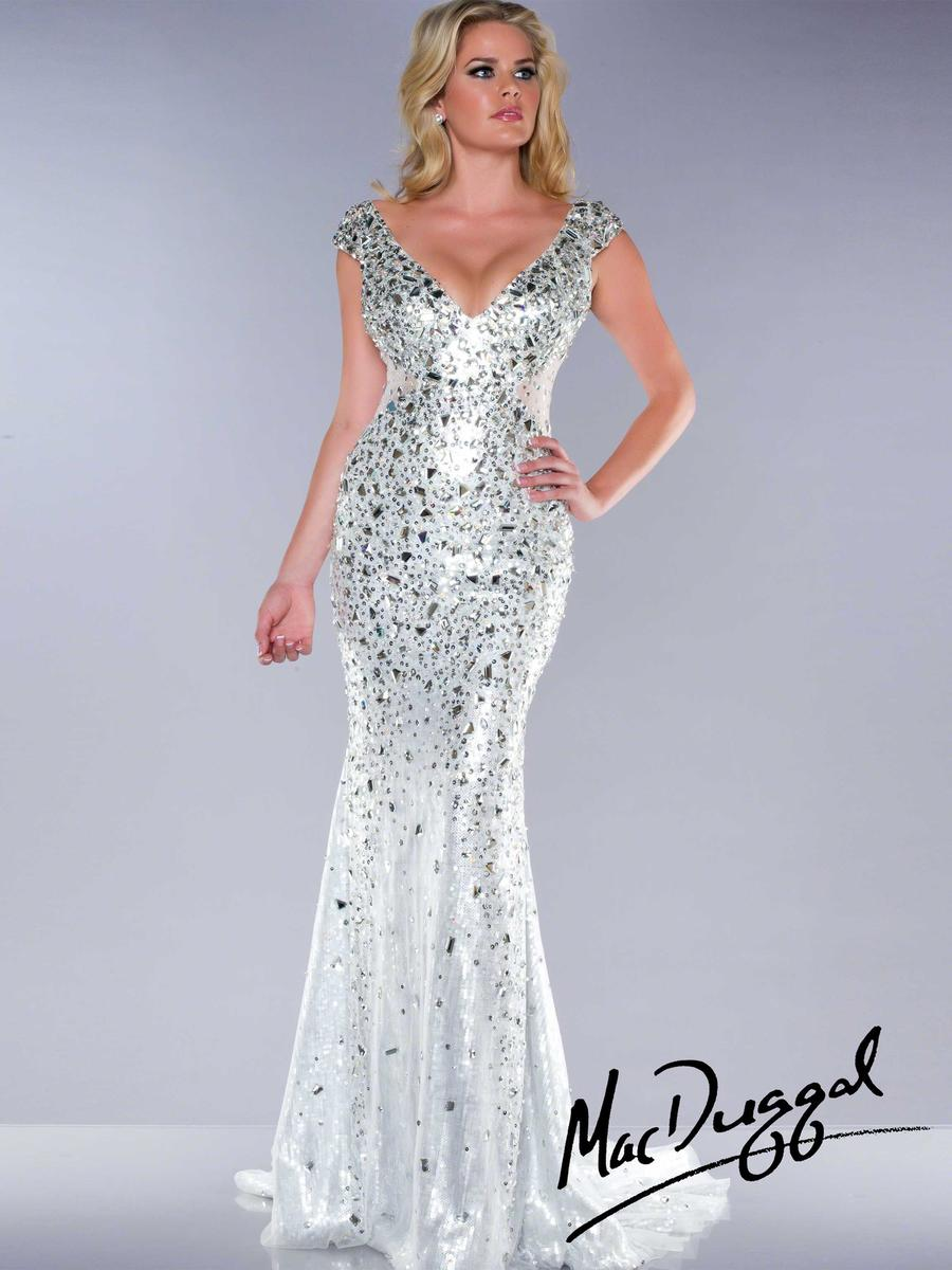 Mac Duggal Pageant 61359P