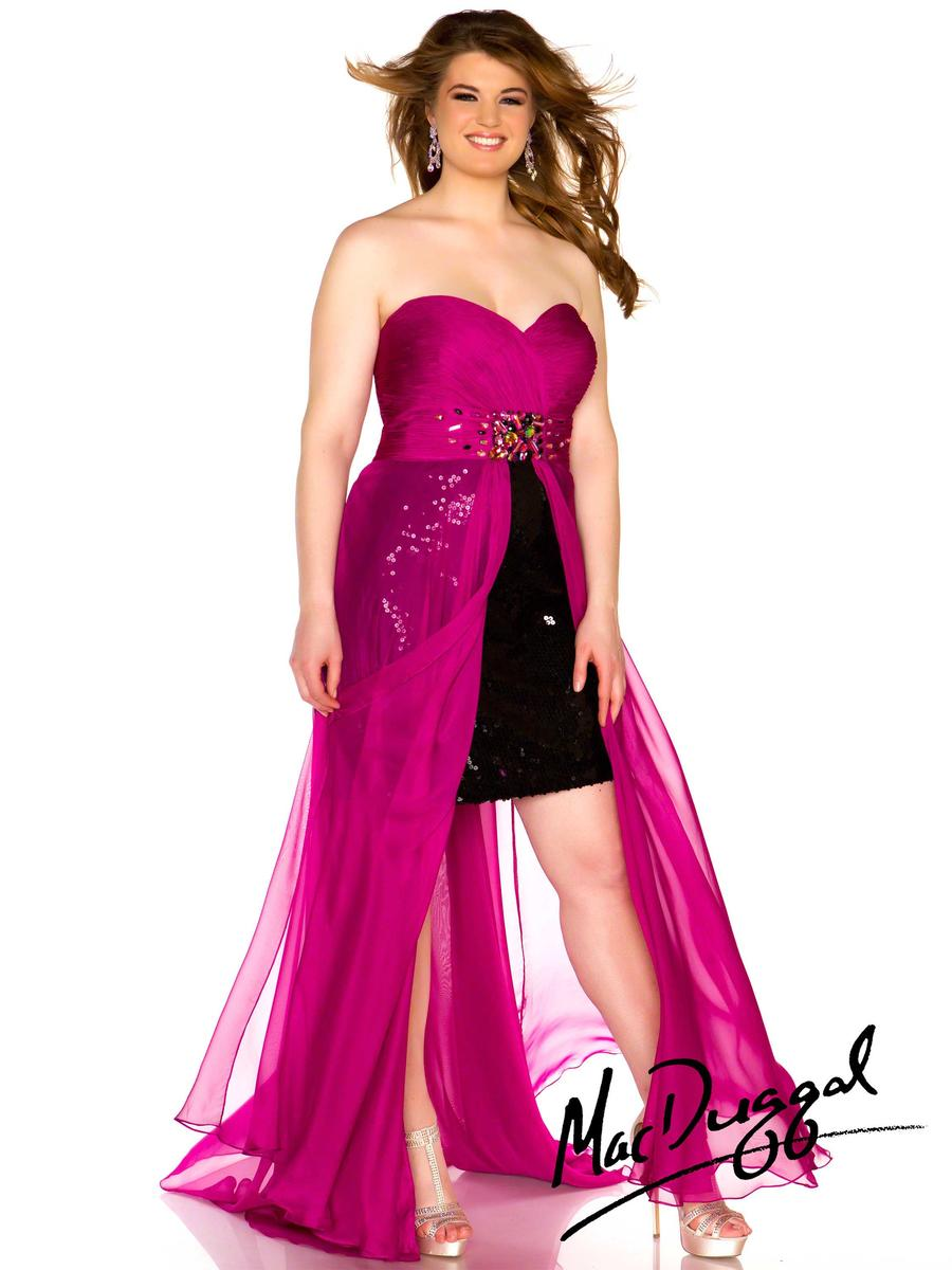 Fabulouss by Mac Duggal 64267F