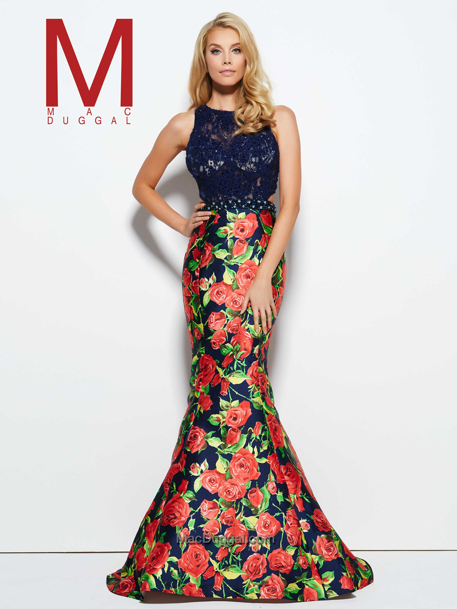 680cb7040d4 Mac Duggal Prom 65576M Fashion with an Attitude!