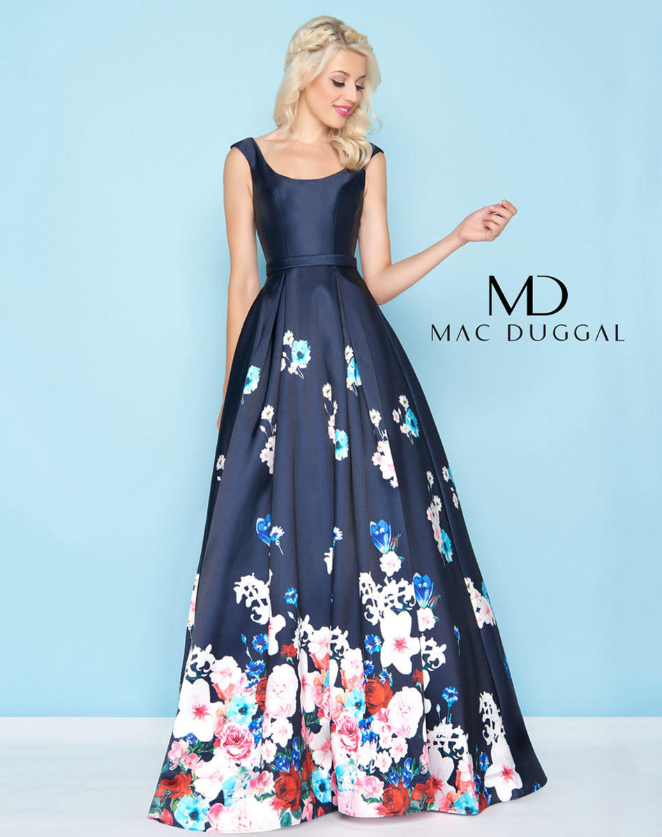 036947d0d5 Prom Designers Ball Gowns by Mac Duggal 65812H KOTSOVOS