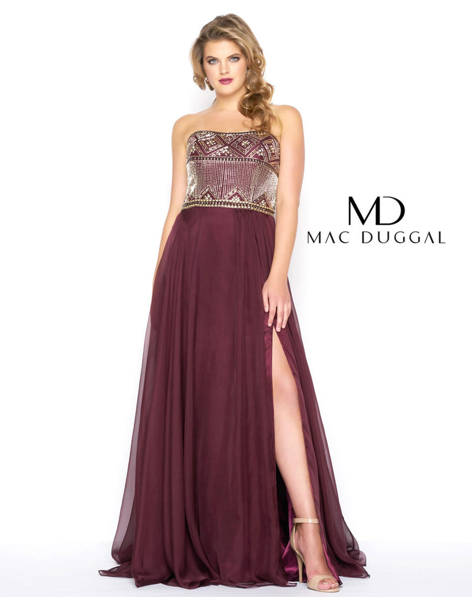 Fabulouss by Mac Duggal 65980F
