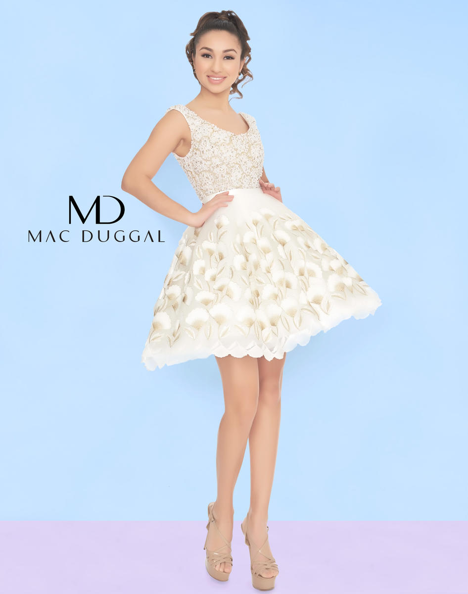 Homecoming by Mac Duggal 66238N