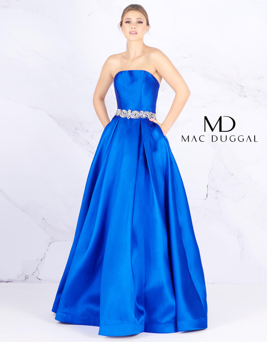 Ball Gowns by Mac Duggal 66326H