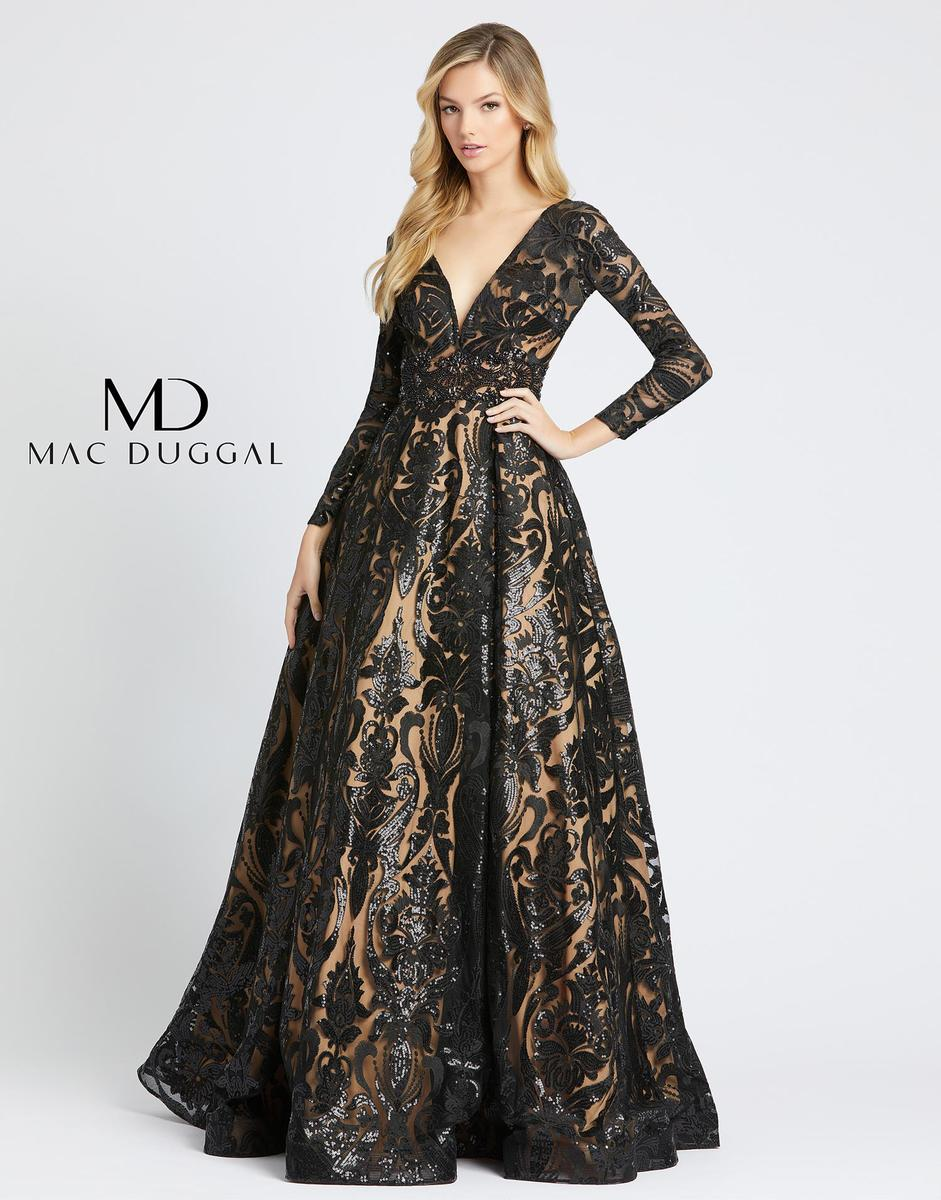 Evening by Mac Duggal 66334D