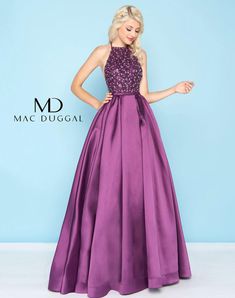 7cac498257 Prom Designers Ball Gowns by Mac Duggal 66345H KOTSOVOS