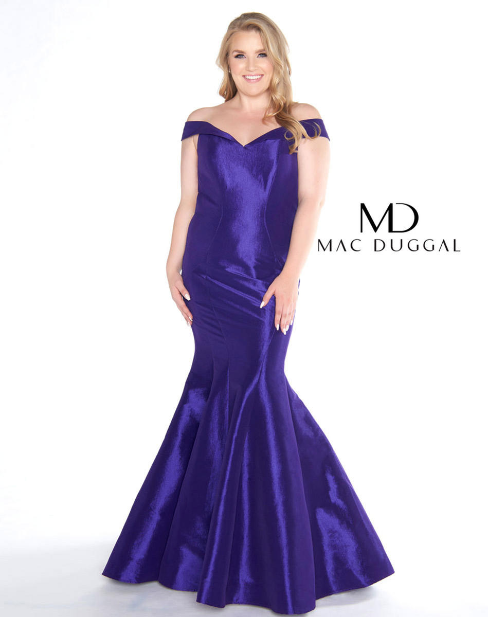 Fabulouss by Mac Duggal 66387F Fabulouss by Mac Duggal Simply Jane ...