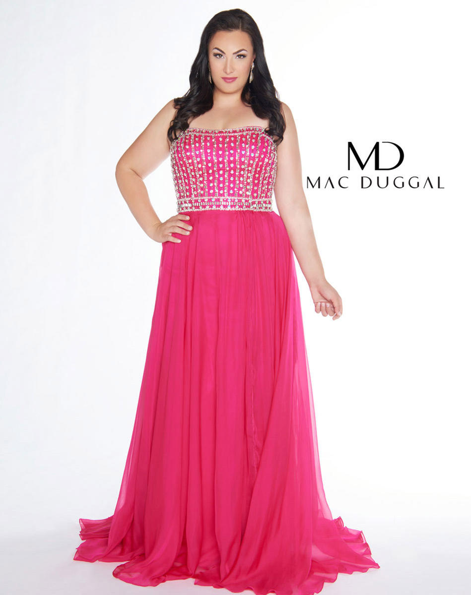 Fabulouss by Mac Duggal 66405F