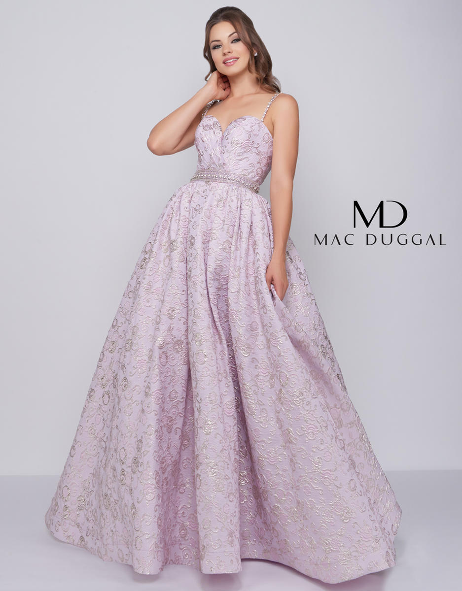 Ball Gowns by Mac Duggal 66715H