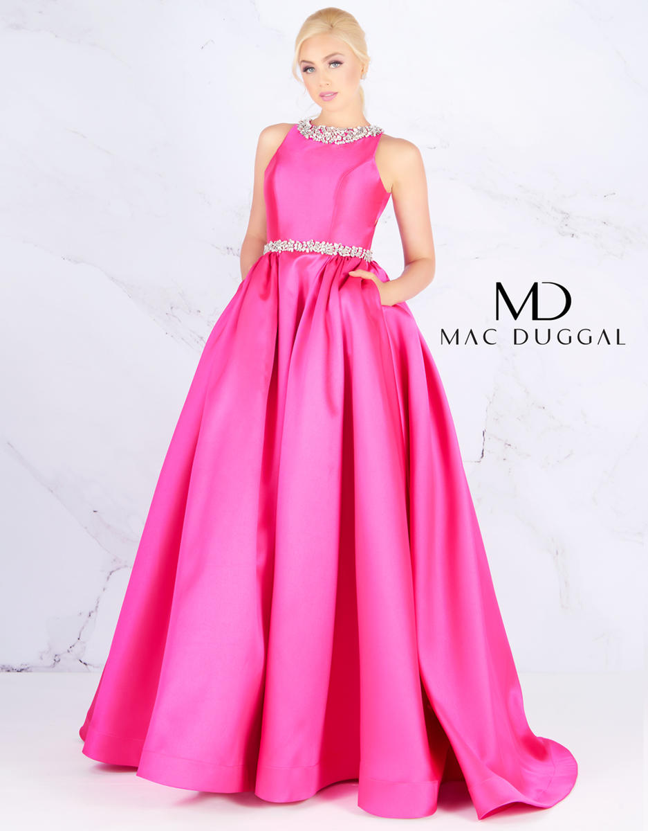 14b3c3df01 Prom Designers Ball Gowns by Mac Duggal 66728H KOTSOVOS