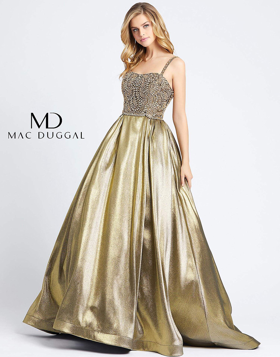 Ball Gowns by Mac Duggal 66743H
