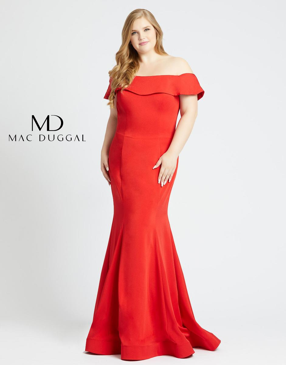 Fabulouss by Mac Duggal 66812F
