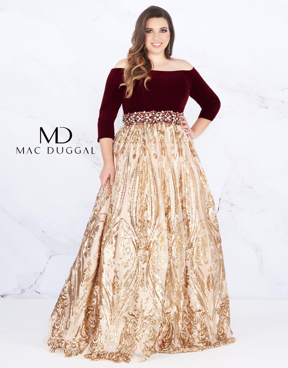 Fabulouss by Mac Duggal 66831F