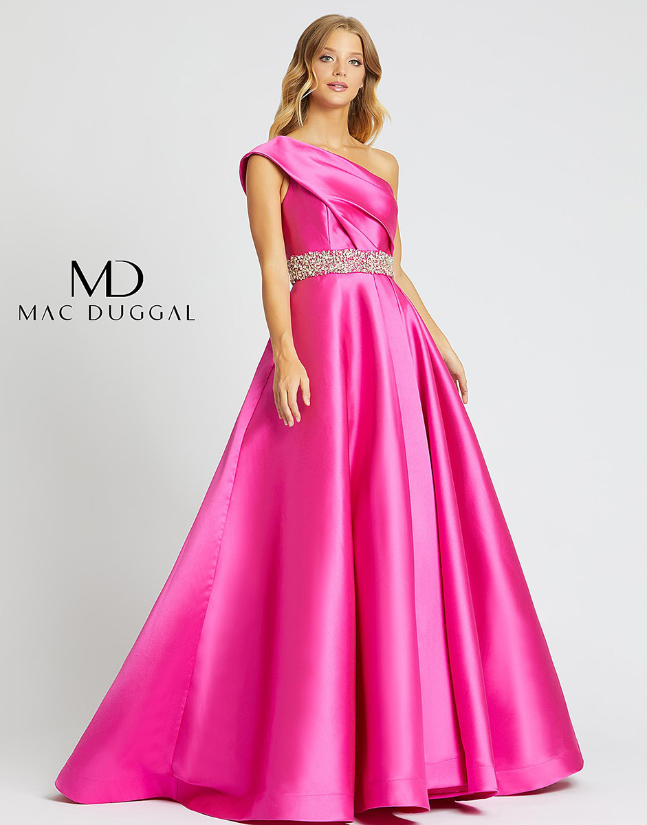 Ball Gowns by Mac Duggal 67101H