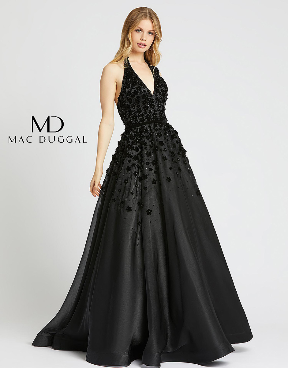 Ball Gowns by Mac Duggal 67111H