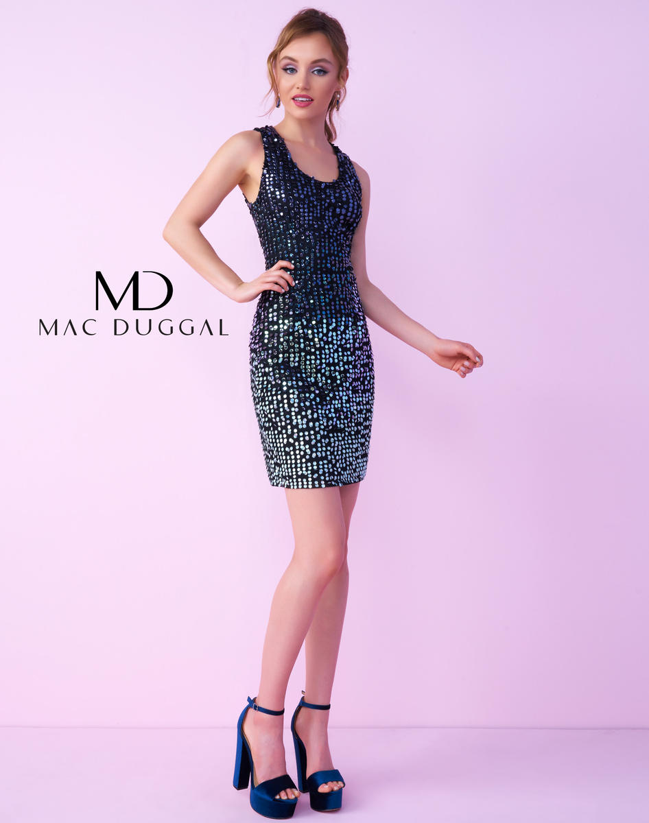 Homecoming by Mac Duggal 73005N
