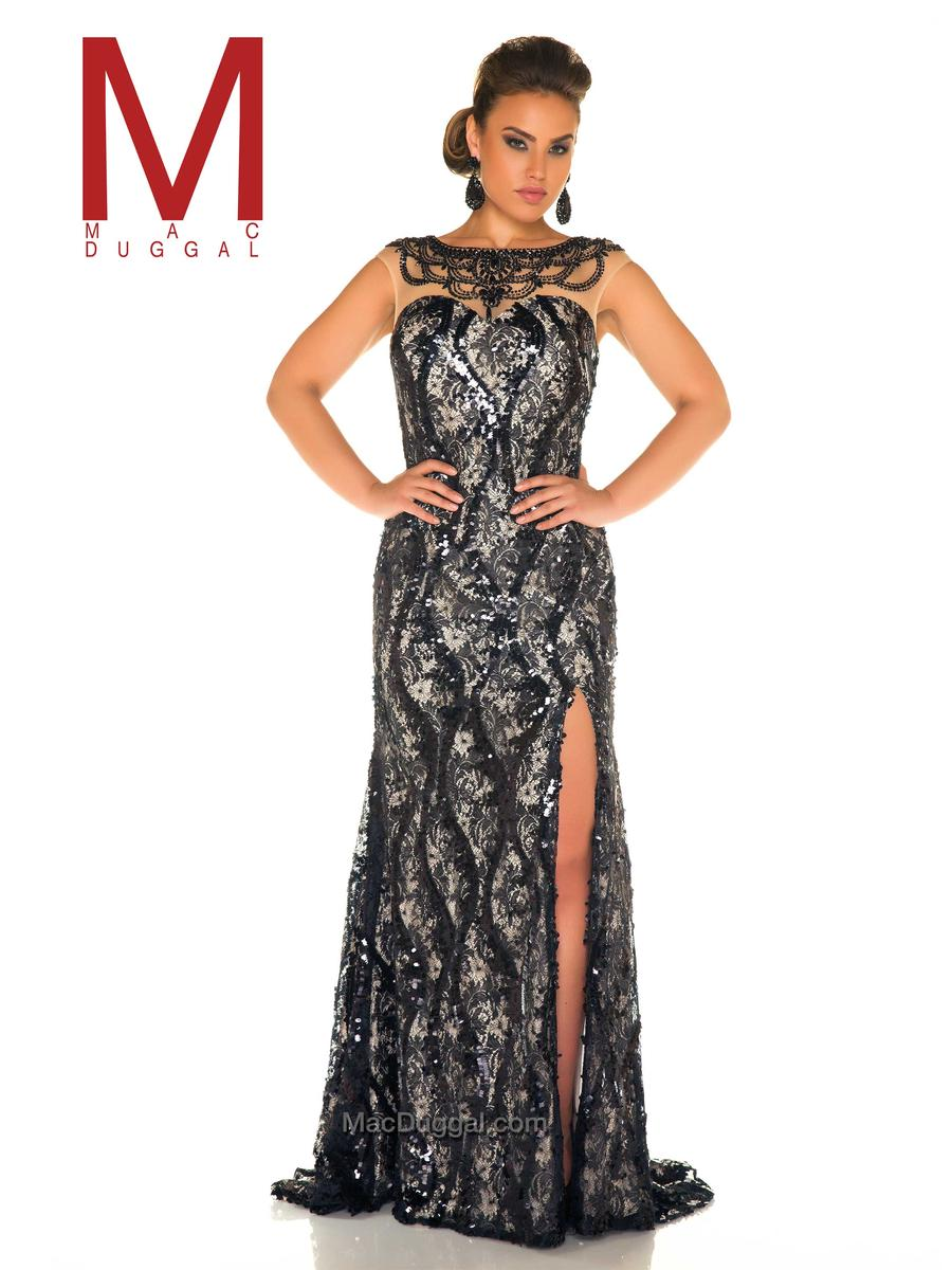 Fabulouss by Mac Duggal 77071F