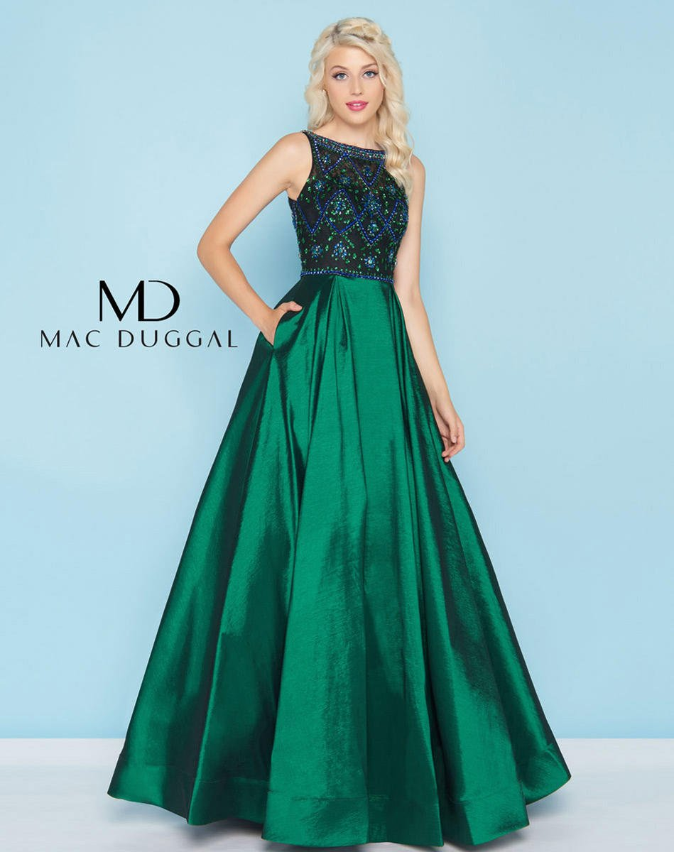 Ball Gowns by Mac Duggal 77125H Mac Duggal Ball Gowns Hannah\'s ...