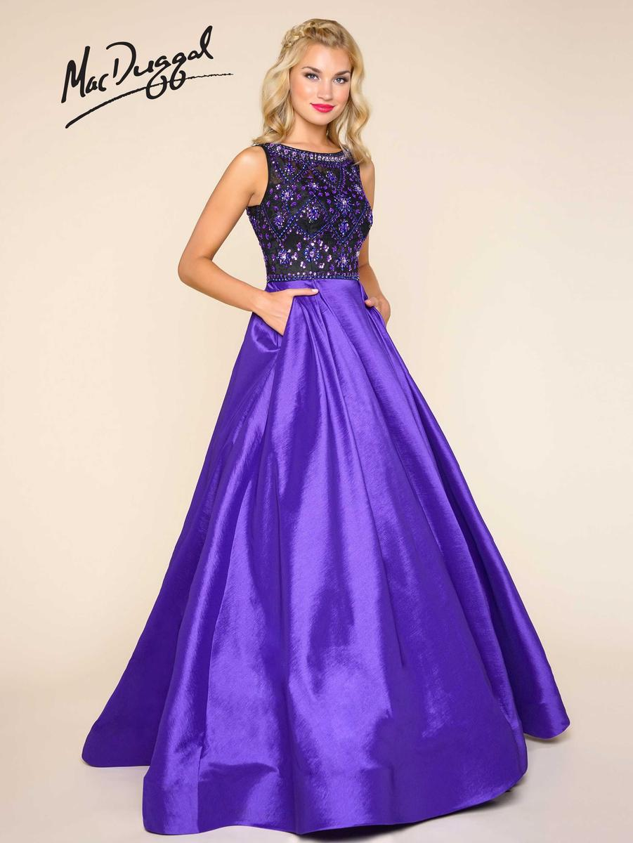 Formals XO Ball Gowns by Mac Duggal 77125H Mac Duggal Ball Gowns ...