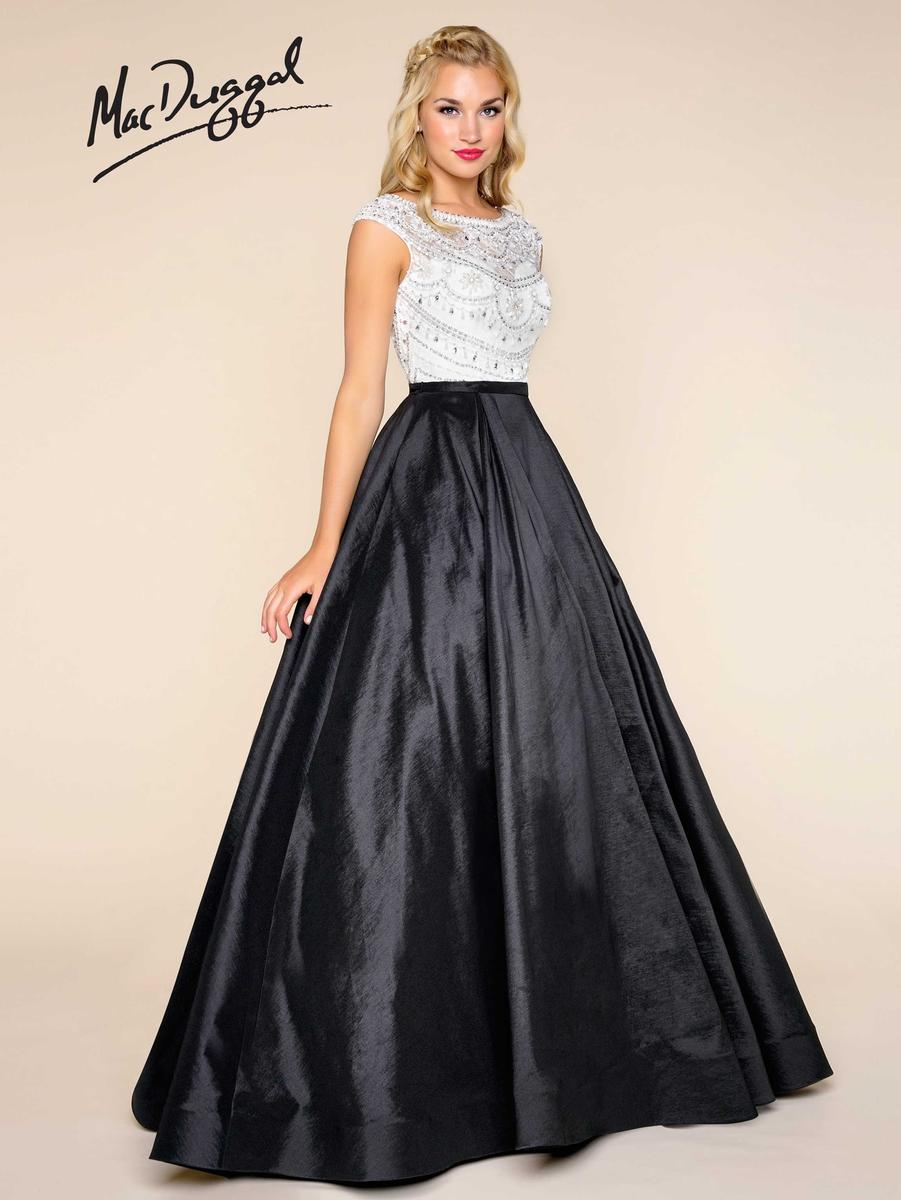 Ball Gowns by Mac Duggal 77130H Dress Up Time! Fine Apparel For That ...
