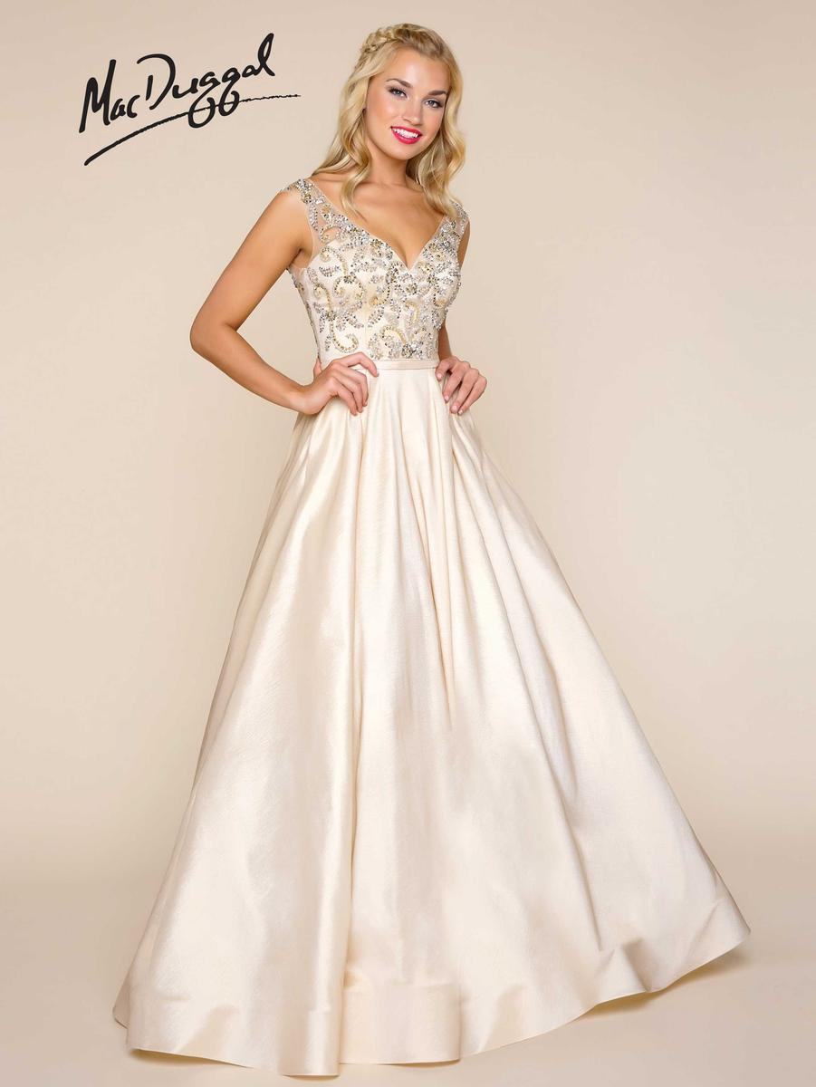 b387e9a119f MAC DUGGAL PROM Ball Gowns by Mac Duggal 77134H Diane   Co- Prom ...