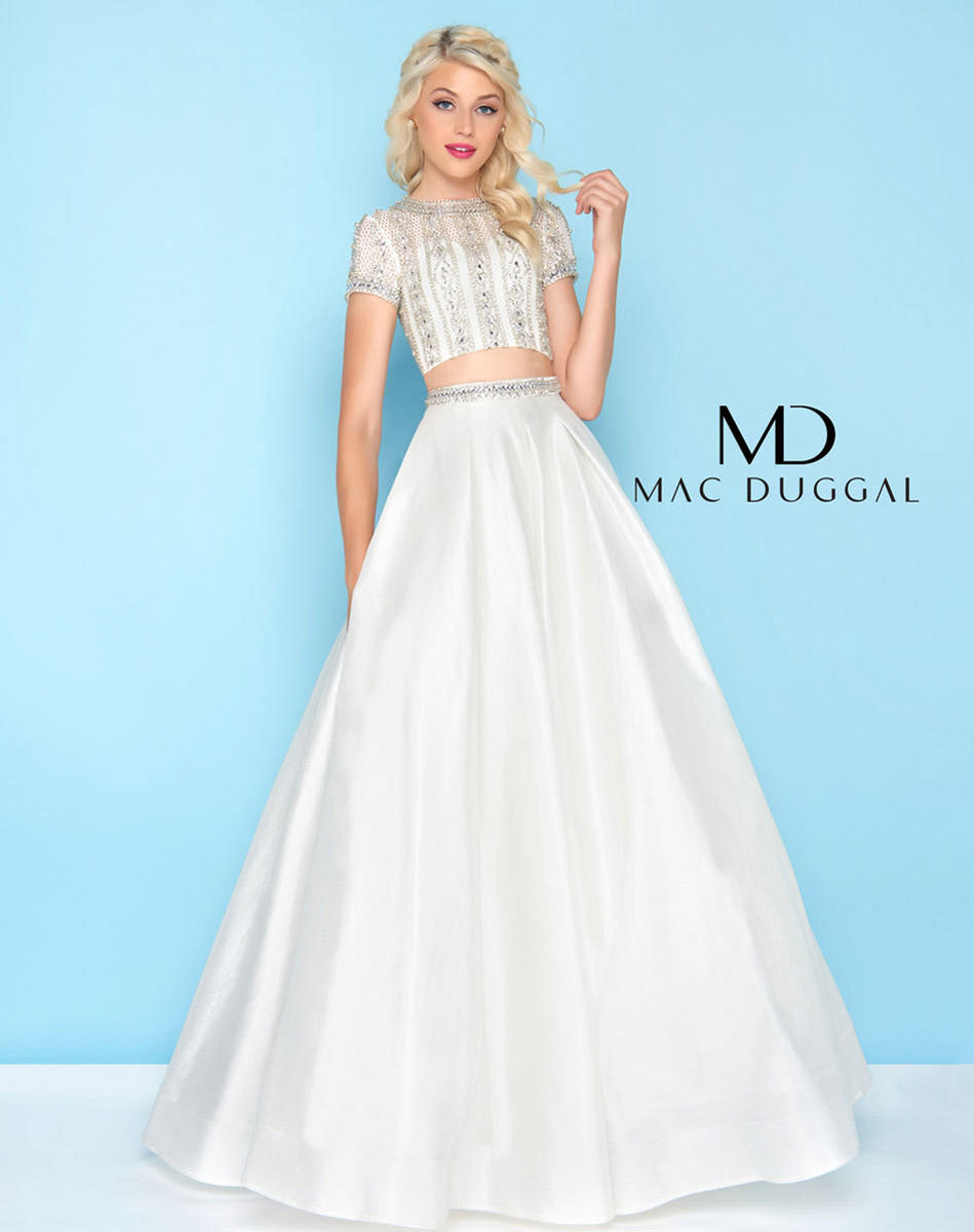 Ball Gowns by Mac Duggal 77329H