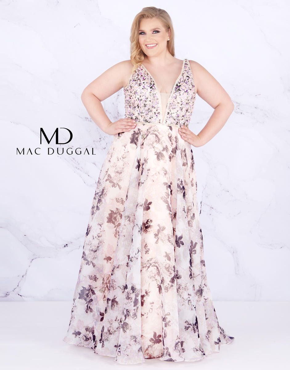 Fabulouss by Mac Duggal 77542F