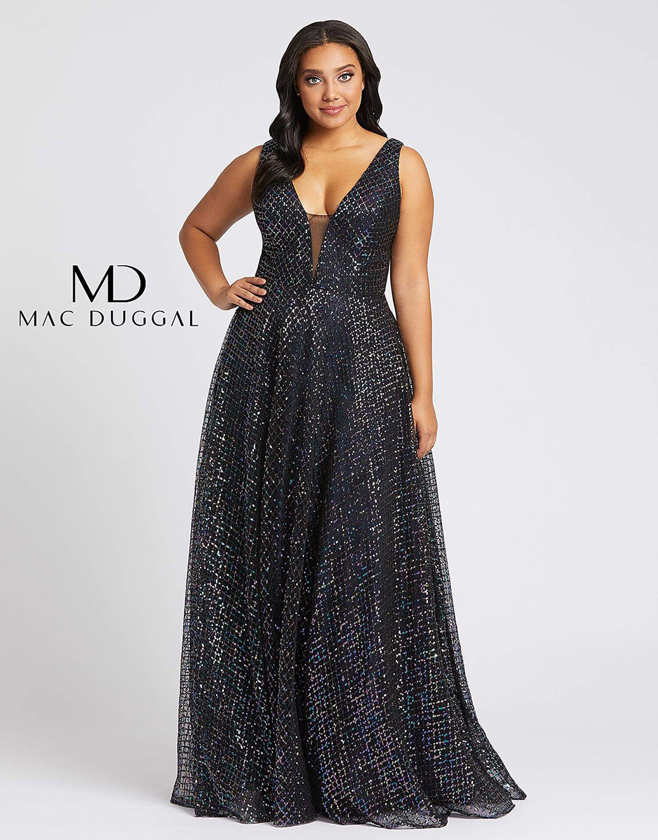 Fabulouss by Mac Duggal 77717F