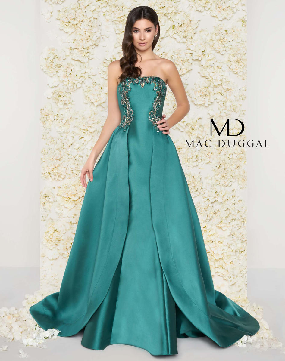 Couture by Mac Duggal 80668D Mac Duggal Couture Hannah\'s Boutique ...