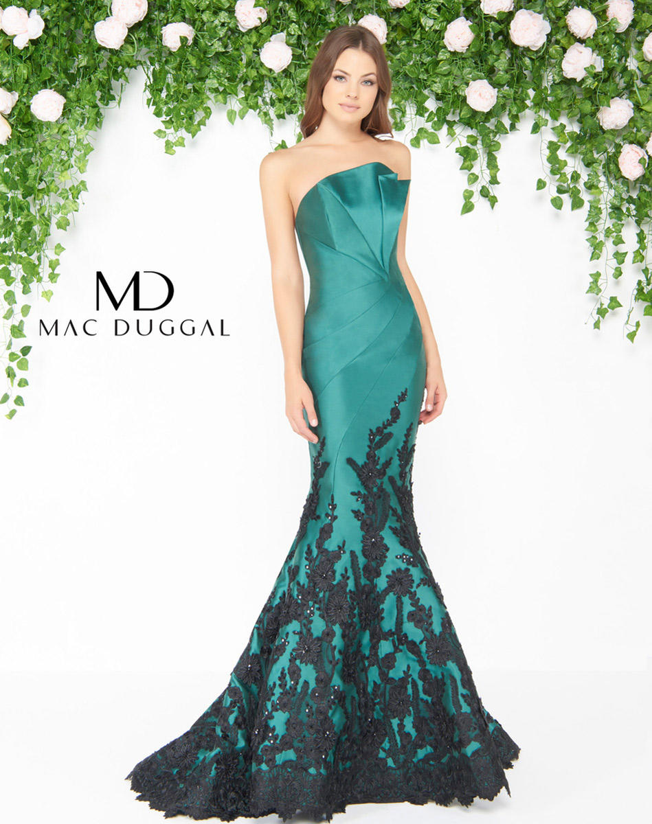 MAC DUGGAL COUTURE Couture by Mac Duggal 80761D MAC DUGGAL Couture ...