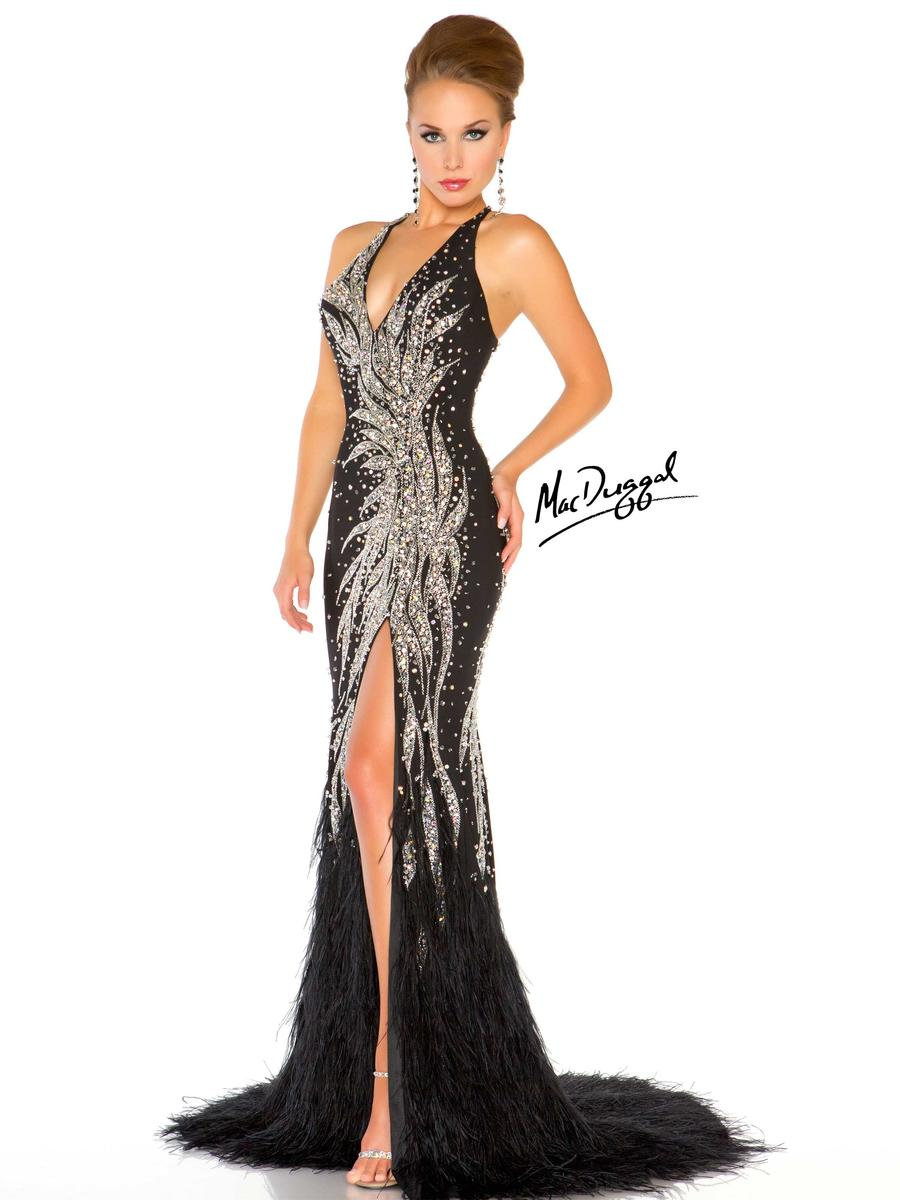 Mac Duggal Pageant 81619P