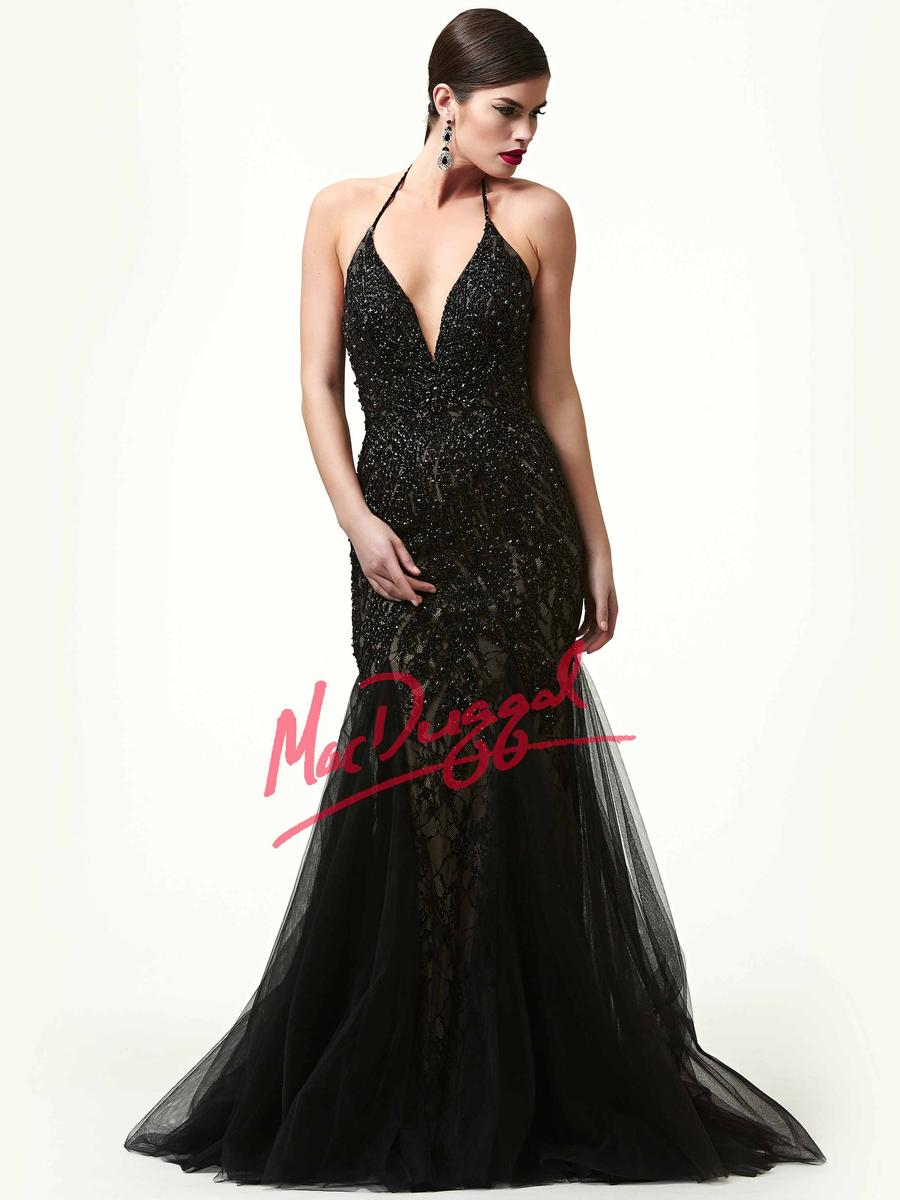 Black White Red by Mac Duggal 81896R