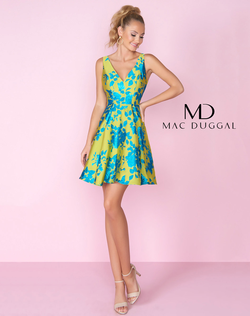 After 5 by Mac Duggal 8875C