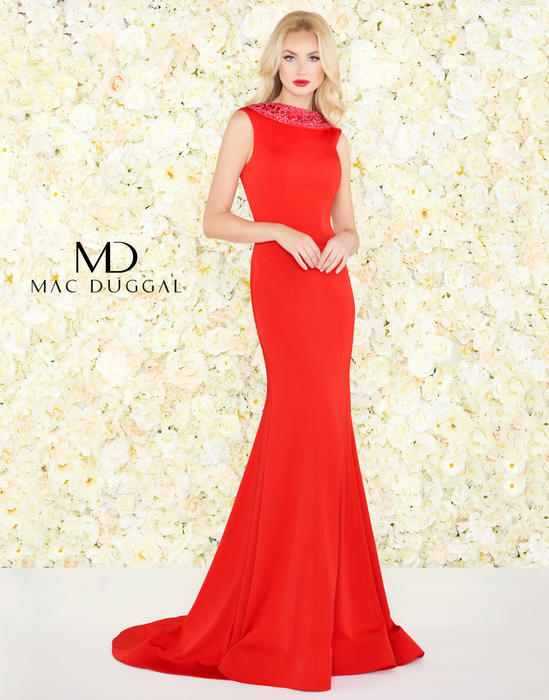 Black White Red by Mac Duggal 12094R