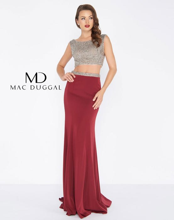 Black White Red by Mac Duggal 20063R