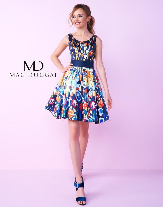 Mac Duggal Cocktail
