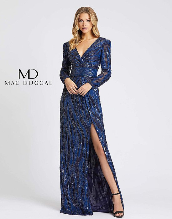 Mac Duggal Evening