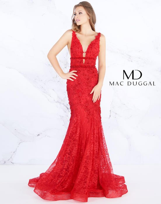 Mac Duggal 66707M - on Sale