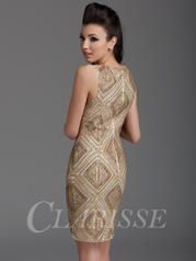 2928 Champagne Gold back