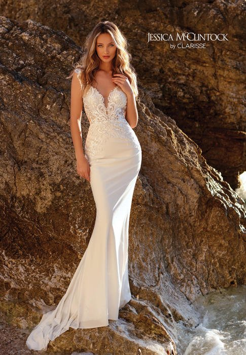Jessica McClintock Bridal Wedding Dress