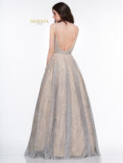 J089 Silver/Nude back