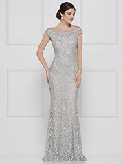 RD2403 Silver/Nude front